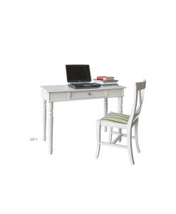 Ensemble bureau et chaise assortie