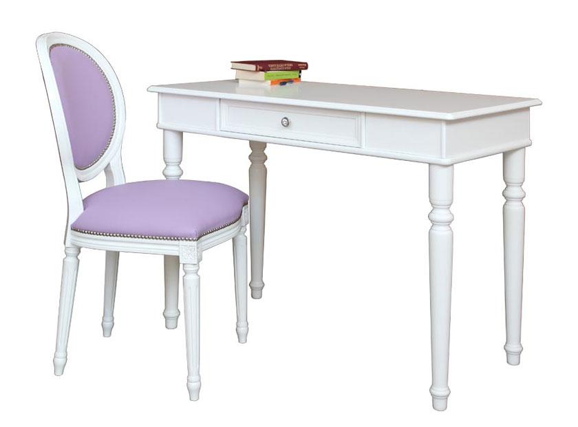 ensemble bureau et chaise bureau blanc chaise mauve shabby chic ebay. Black Bedroom Furniture Sets. Home Design Ideas
