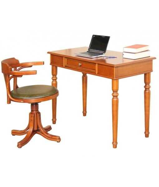 Ensemble bureau et chaise réf. 107839