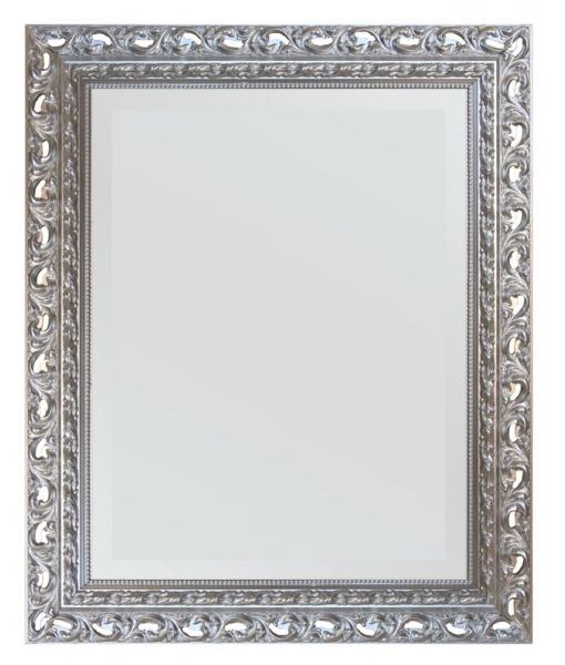 Miroir mural rectangulaire à la feuille Arteferretto