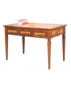 bureau classique, bureau, bureau de style, style classique, bureau en bois,