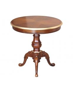 table de thé en bois