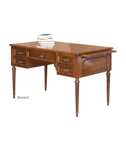 bureau 5 tiroirs