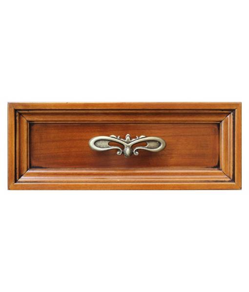 Poignée en forme de papillon bronze