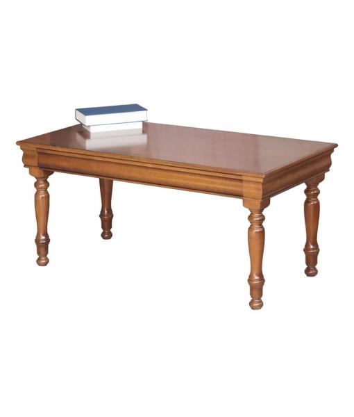 Table basse de salon louis philippe lamaisonplus for Salon louis philippe