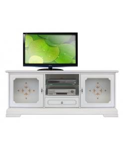 meuble tv, meuble tv laqué, ameublement pour le salon