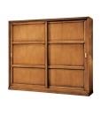 Armoire garde-robe en bois, armoire rangement, chambre à coucher