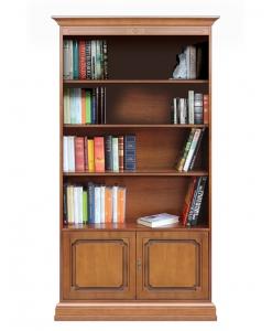 bibliothèque classique 2 portes Arteferretto