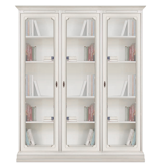 biblioth que vitrine modulaire de salon meuble argentier 3. Black Bedroom Furniture Sets. Home Design Ideas