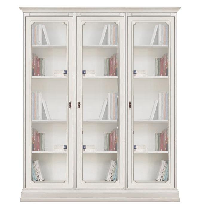 Biblioth que vitrine modulaire de salon meuble argentier 3 for Meuble bibliotheque modulaire