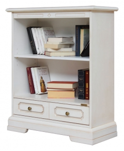 bibliothèque avec tiroir, bibliothèque basse