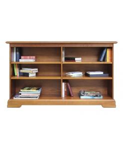 bibliothèque basse 160 cm largeur Arteferretto