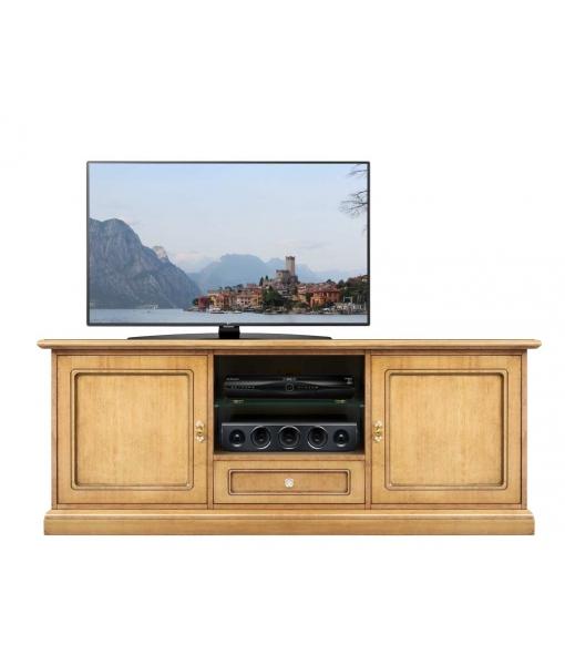 Meuble tv design classique 150 cm largeur Arteferretto, Réf. 2672