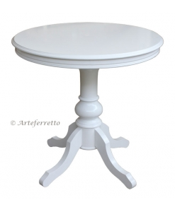 Table ronde, table ronde petite, table de thé