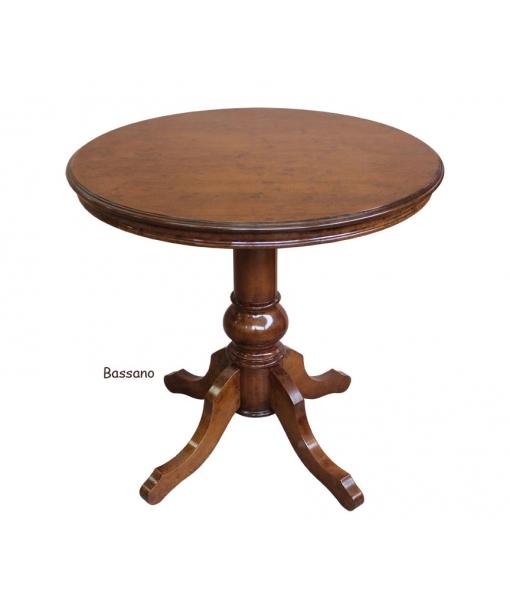 Petite table ronde 80 cm lamaisonplus - La petite table eygalieres ...