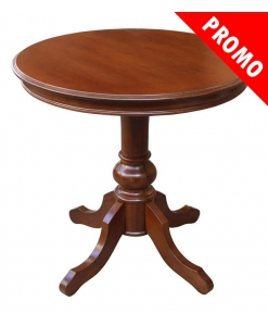 Petite table ronde, table de fumeur