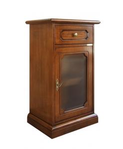 meuble téléphone, meuble téléphone classique, meuble téléphone en bois