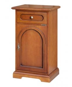 Table téléphone style classique en bois Arteferretto
