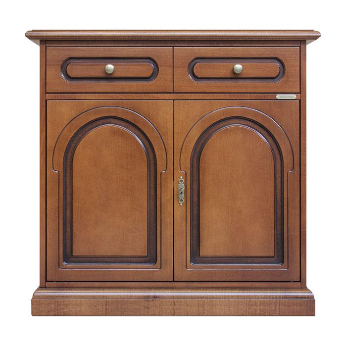 meuble buffet classique 2 portes lamaisonplus. Black Bedroom Furniture Sets. Home Design Ideas