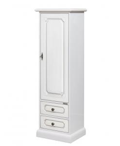 petite armoire multi fonction, armoire une porte