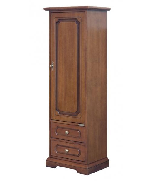 Petite armoire 1 porte lamaisonplus for Porte petite largeur