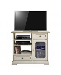 meuble tv, meuble tv laqué, meuble tv en bois,