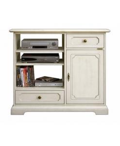meuble tv, meuble tv laqué, meuble tv classique, ameublement de style pour le salon