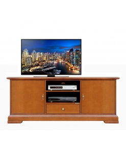 Meuble tv bas Simply largeur 153 cm