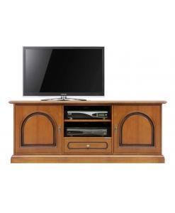 meuble tv bas classique