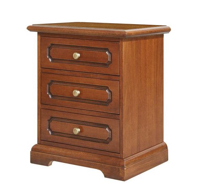 Table de chevet classique lamaisonplus for Table de chevet classique
