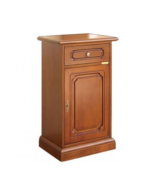 Meuble téléphone table d'appoint style classique Arteferretto, Réf. 3101-L