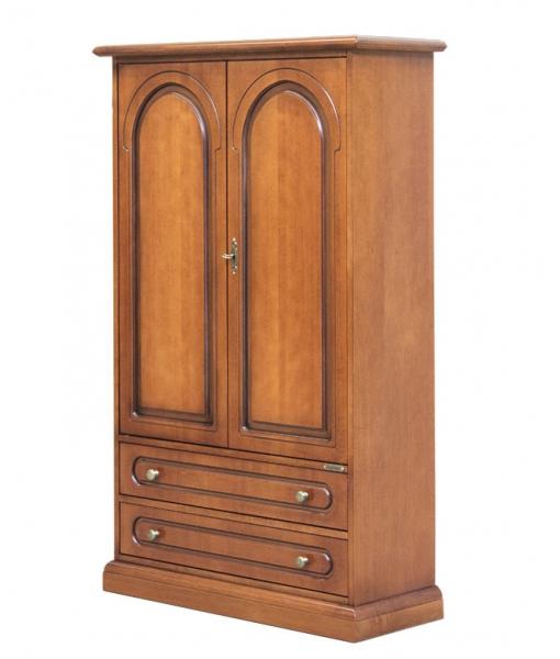 Armoire 2 portes 2 tiroirs réf. 3142-C
