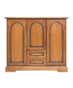 buffet de style, buffet fonctionnel, buffet robuste, rangement
