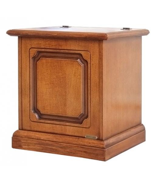 petit coffre de rangement 50 cm de large lamaisonplus. Black Bedroom Furniture Sets. Home Design Ideas