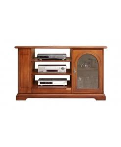 meuble tv classique, meuble tv, meuble tv en bois, ameublement de style,