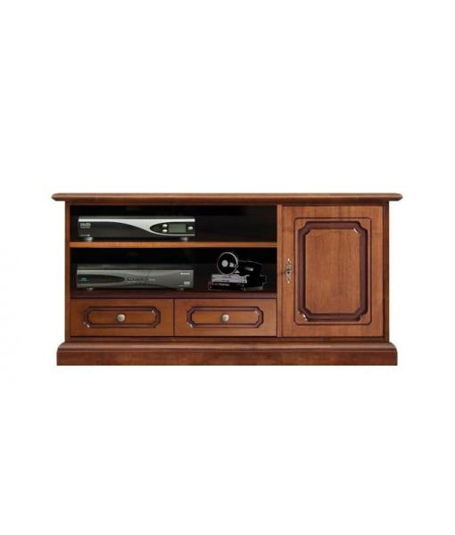 meuble tv hi-fi, meuble tv, meuble tv classique, meuble tv en bois