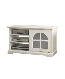 meuble tv, meuble tv laqué, ameublement classique, petit meuble tv
