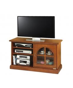 meuble tv, meuble tv en bois, meuble tv pour le salon, meuble tv 1 porte
