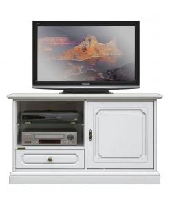 meuble tv en bois laqué, meuble tv, meuble tv laqué, meuble tv pour le salon