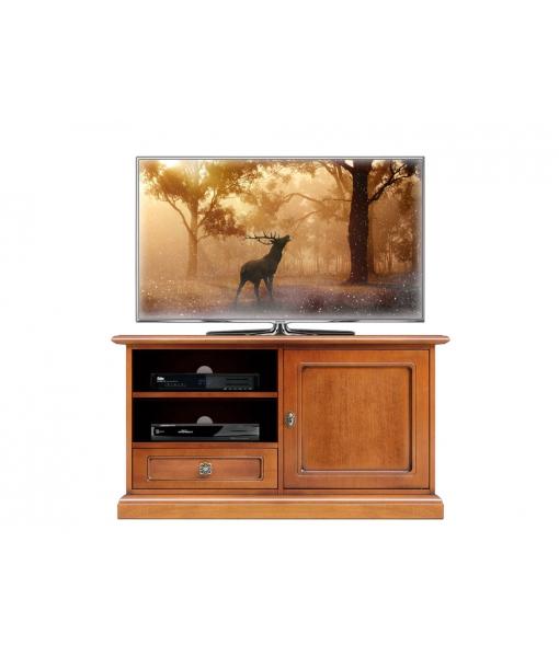 meuble tv midi, meuble tv en bois, meuble tv pour le salon, meuble classique, Réf. 3820-QPZ