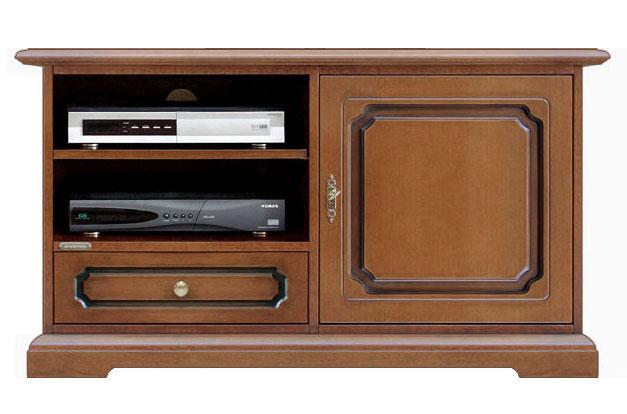 Meuble tv taille moyenne avec tiroir lamaisonplus for Meuble tv grande taille