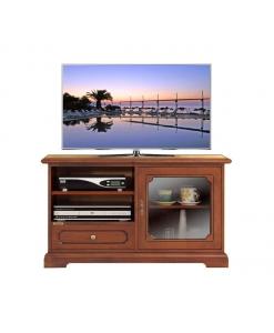 meuble tv, meuble tv en bois, meuble tv de style, meuble tv classique