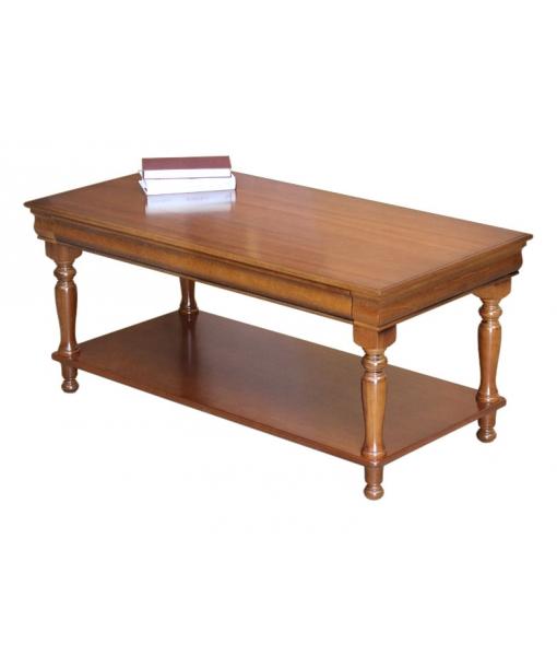 table basse de style louis philippe lamaisonplus. Black Bedroom Furniture Sets. Home Design Ideas