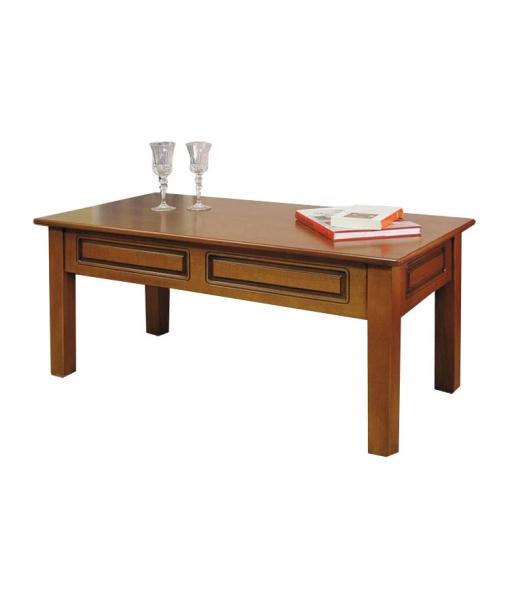 Table de salon rectangulaire lamaisonplus - Table de salon rectangulaire ...