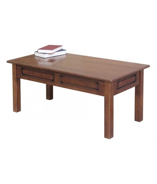 Table de salon rectangulaire réf. 4001-Q