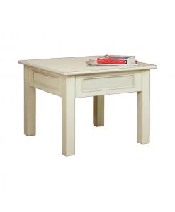 Table basse carrée pour salon laquée Arteferretto