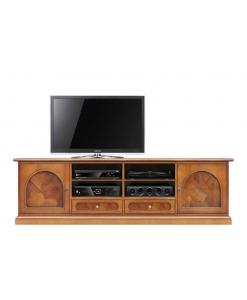 meuble tv classique, meuble tv, meuble tv en bois, meuble pour le salon