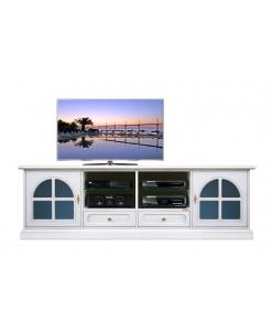 meuble tv laqué, meuble tv classique, meuble tv de style, ameublement pour le salon