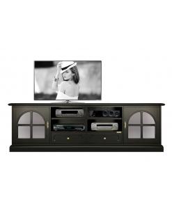 meuble tv, meuble tv laqué, meuble tv classique
