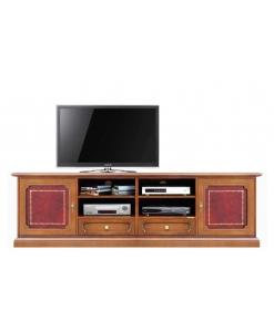 meuble tv 2 m, meuble tv classique, meuble tv en bois, meuble tv pour le salon